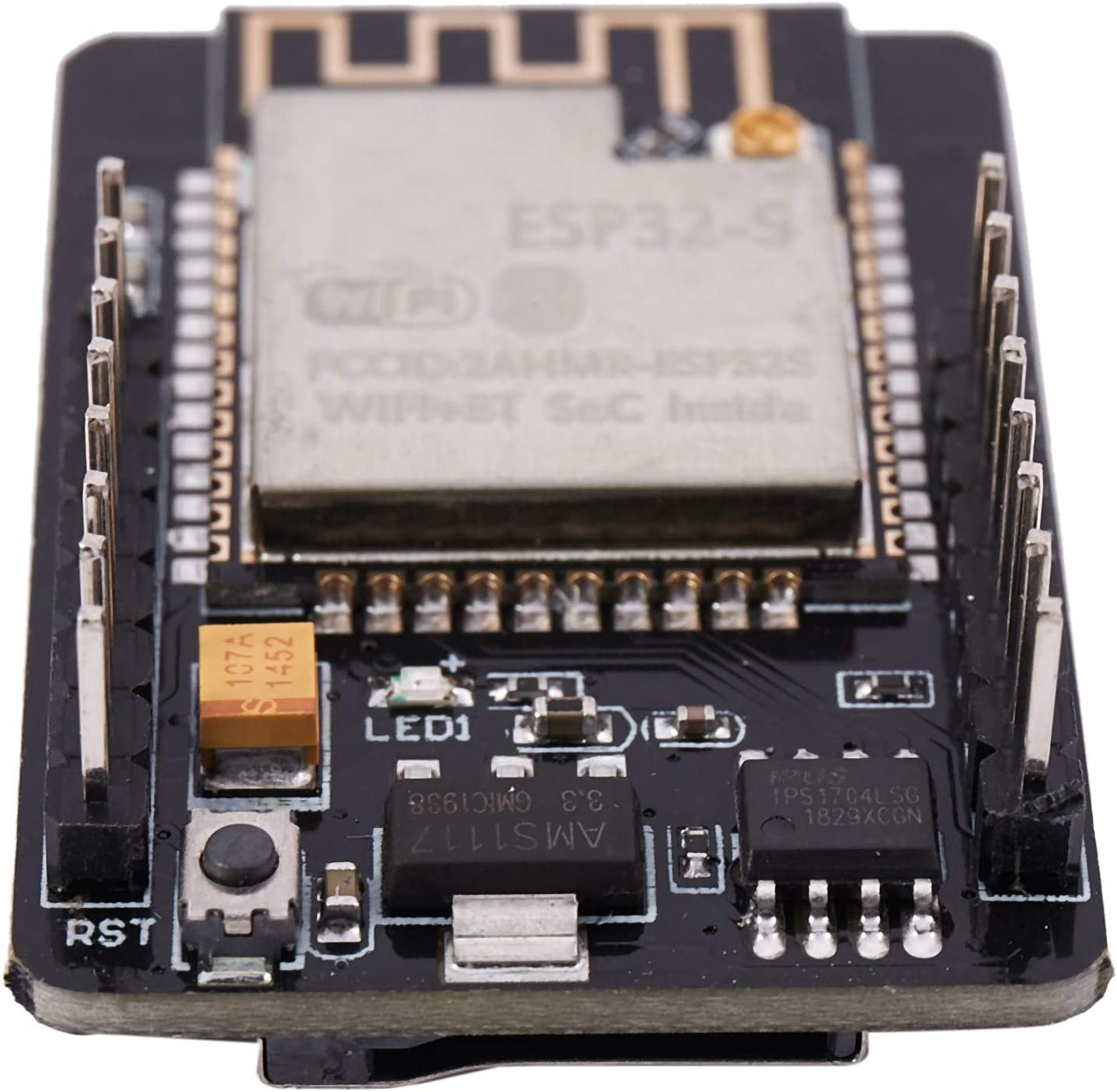 CUHAWUDBA Esp32-Cam Esp-32S WiFi Modul Esp32 Seriell Zu WiFi Esp32 Nocken Entwicklungs Board 5V Mit Ov2640 Kamera Modul