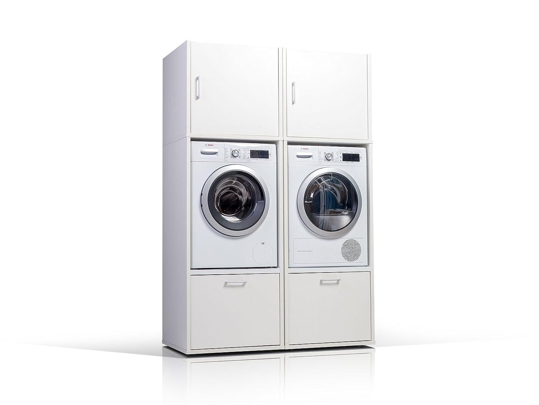 Moebel eins wash tower waschmaschinenschrank weiß amazon