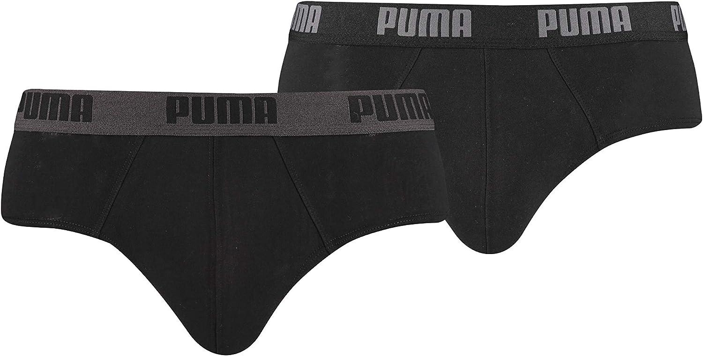 Puma Basic Brief 2P - Calzoncillos para hombre
