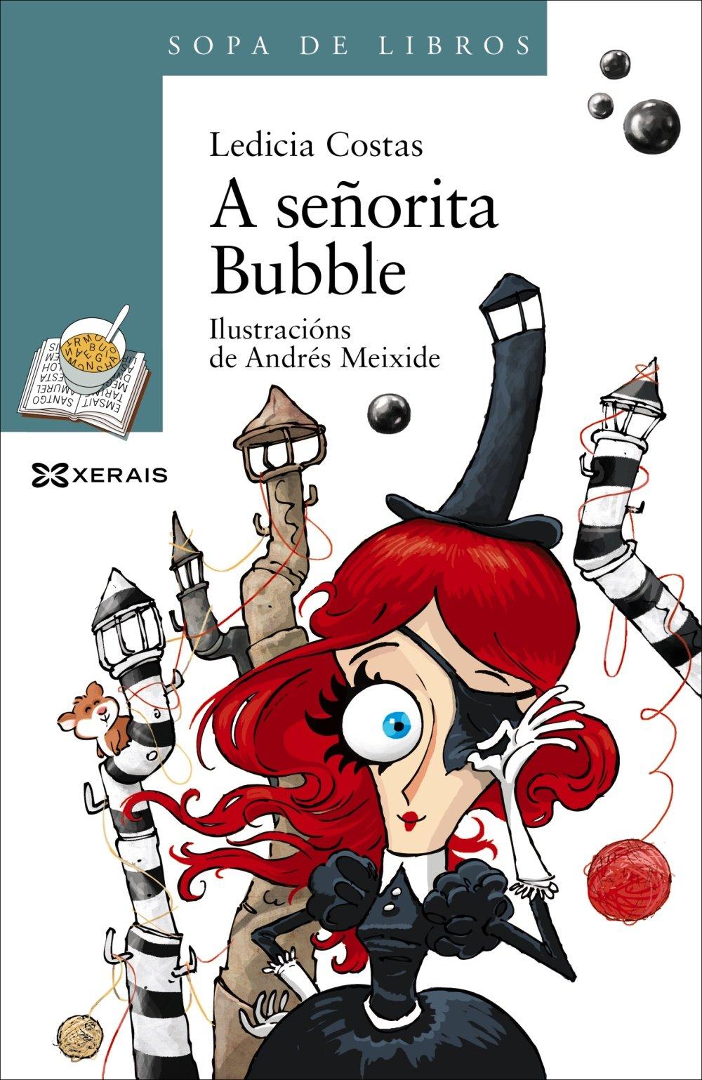 A señorita Bubble Infantil E Xuvenil - Sopa De Libros - De 10 Anos ...