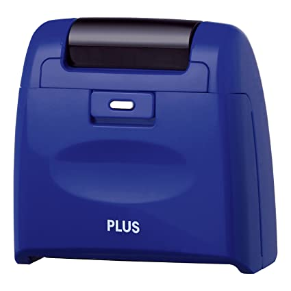 PLUS Kespon Guard Your Id Roller Stamp Blue