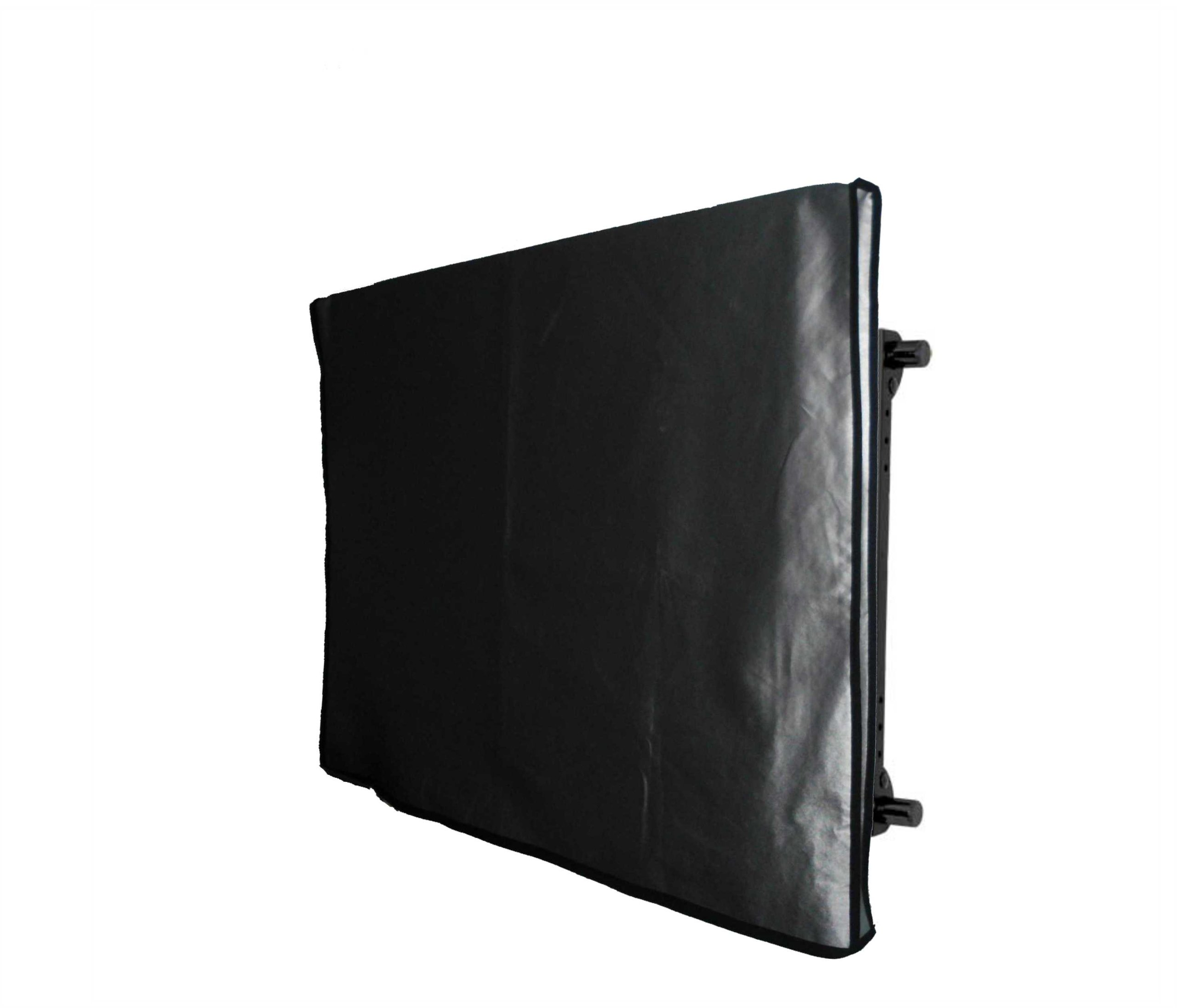 Marine Grade Nylon 32'' TV Dust Cover   (31.75'' wide x 3.75'' deep x 23'' high) Ideal for outdoor locations such as Restaurants, Hotels, Marinas or Poolside Locations. by Viziflex (Image #3)