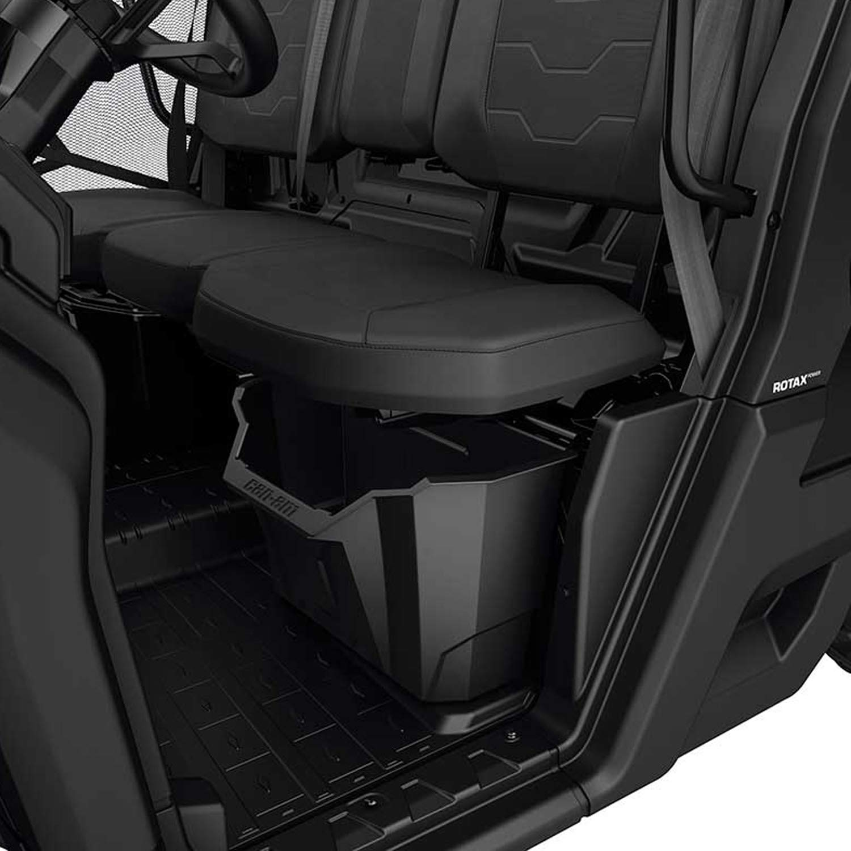 Can-Am New OEM Driver Underseat Storage Bin Defender UR, 715003399