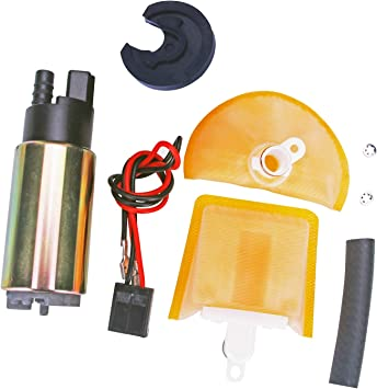 New Premium High Quality Electric Fuel Pump With Strainer Kit For Honda Acura