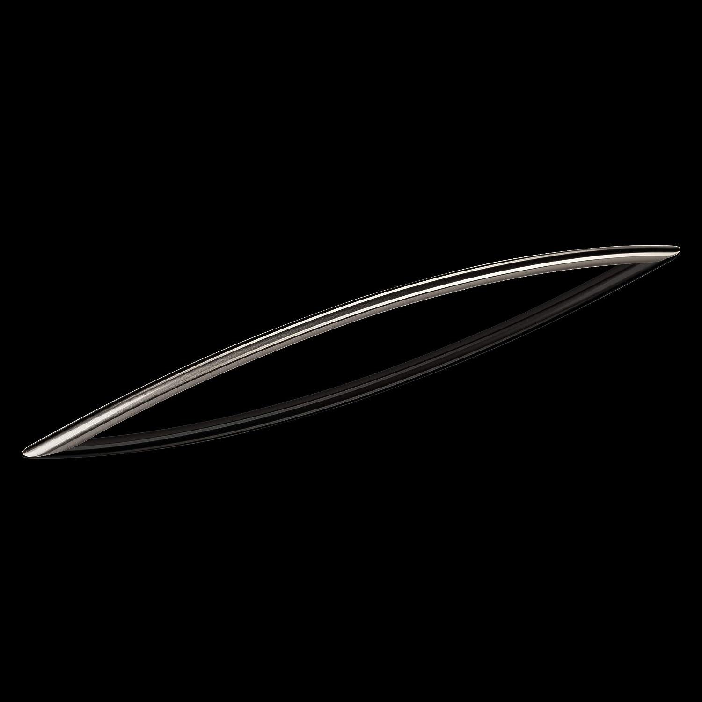 Poign/ée de Meubles Poign/ée de Tiroir Entraxe 64 mm 10 x SO-TECH/® Poign/ée Arqu/ée BG01e VRAI ACIER INOX massif /Ø 10 mm