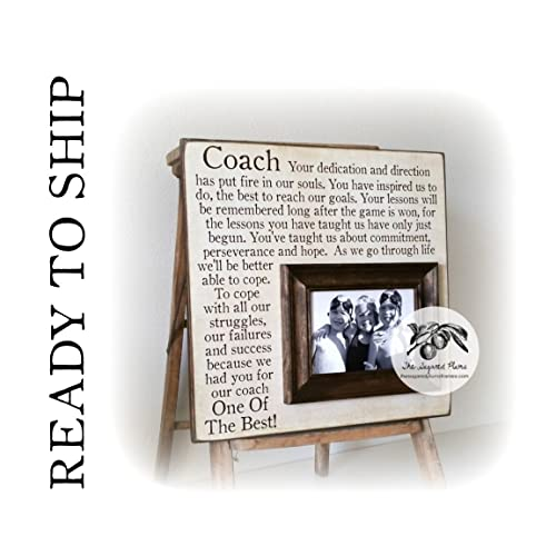 Amazon End Of The Season Coach Gift Personalized Gift For