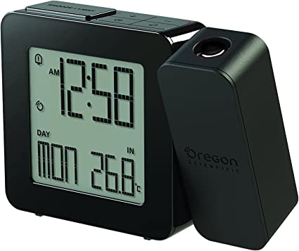 Oregon Scientific RM338P Reloj proyector con despertador y ...