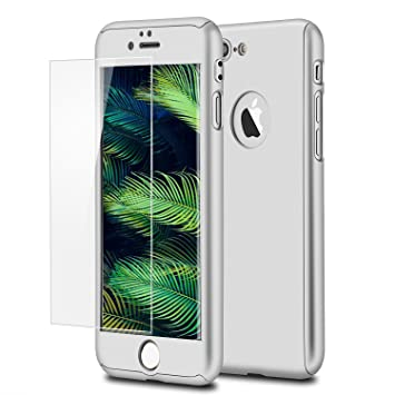 ZIZO 360 Case iPhone 7 Plus Carcasa - Slim Full Coverage W ...