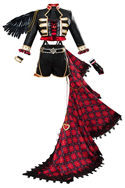Amazon.com: costhat Lovelive Punk & Rock ver. Kurosawa Dia ...