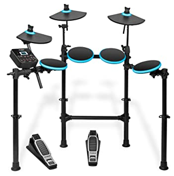 Alesis dm lite kit 5 piece electronic drum set with collapsible 4 alesis dm lite kit 5 piece electronic drum set with collapsible 4 post rack solutioingenieria Images
