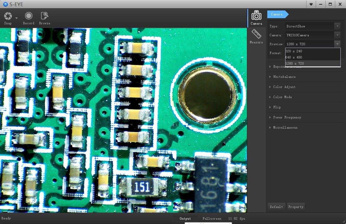 AIHOME 14MP HD TV HDMI USB Industry Digital C-mount Microscope Camera TF Card + 180x Zoom C-MOUNT Lens