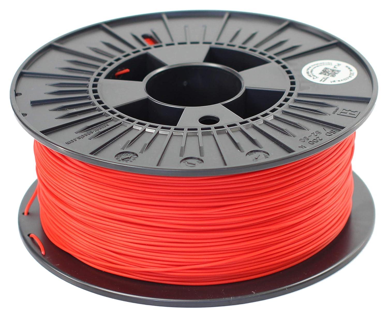 3DACTIVE 1.1 KG de Filament PLA 1.75 mm pour Imprimante 3D Stylo d/'Impression 3D PLA Anthracite