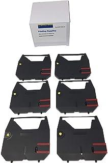 6pk black ink ribbon cartridge for Panasonic KX-P1121E KX-P145 KX-P1124i printer