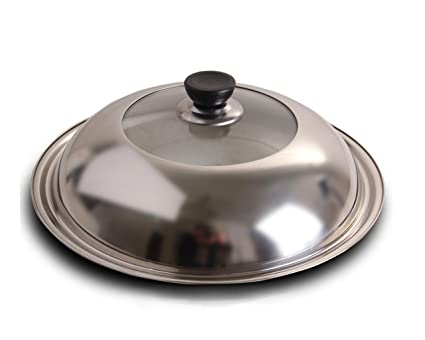 12 Inch Round Basting Cover ... Romantic Blackstone Signature Griddle Accessories
