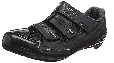 667da5d2896 SHIMANO Men RP2 SPD-SL Cycling Shoe - Black, EU 39: Amazon.co.uk ...