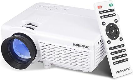 Amazon.com: Magnavox - Proyector portátil para el hogar con ...