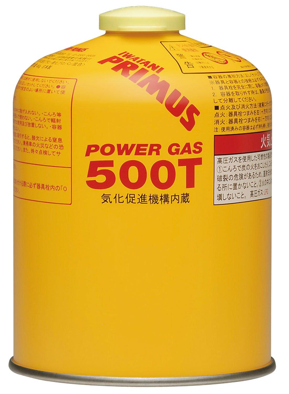PRIMUS(プリムス) GAS CARTRIDGE ハイパワーガス(大) IP-500T
