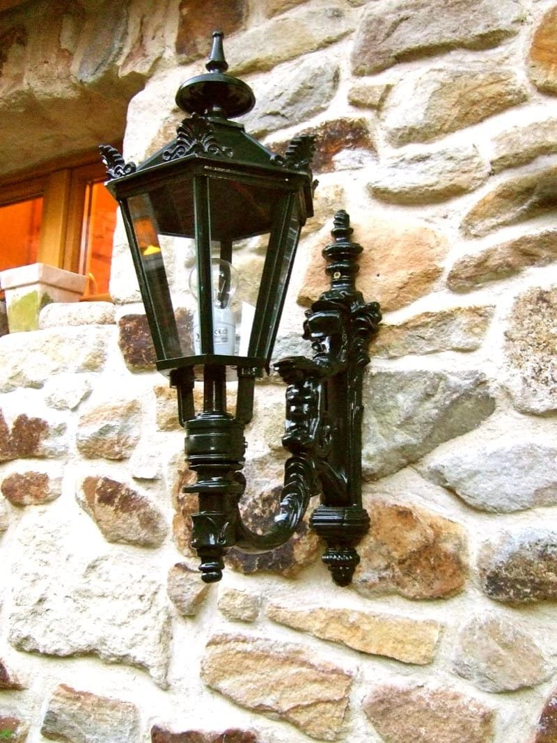 Antikas - lámpara de exterior - alumbrado para la puerta de la ...