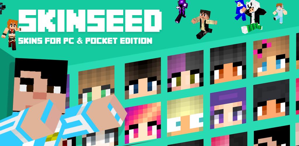 Skinseed - Skin Creator & Skins Editor for Minecraft ...