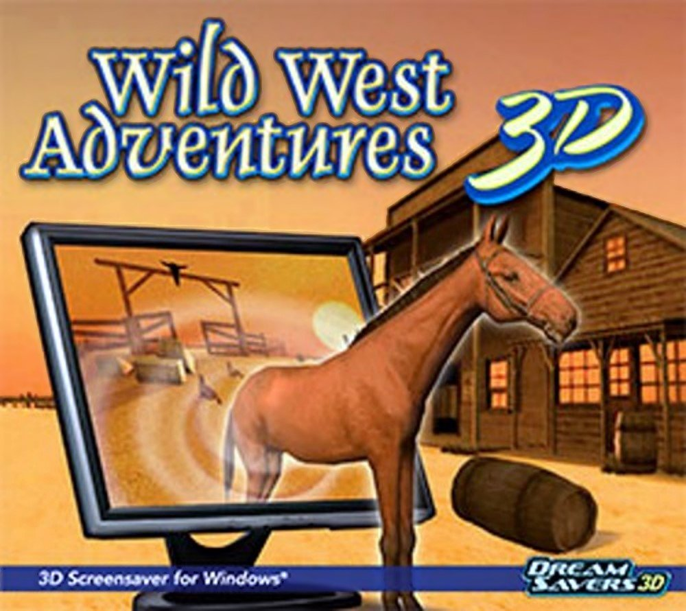 Wild West Adventures 3D by DreamSavers