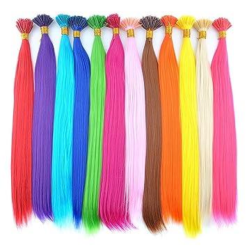 Amazon deniya synthetic i tip keratin fusion hair extensions deniya synthetic i tip keratin fusion hair extensions various color 5gstrand 50 strands pmusecretfo Images