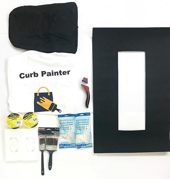 Amazon.com: Lagnetic Curb Kits Curb Painter Shirt: Clothing