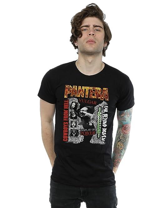 Hombre esRopa Accesorios Albums Y Pantera 3 CamisetaAmazon mN8Onv0w