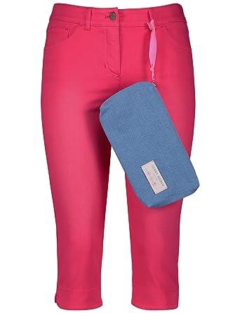 7/8 Jeans mit Saumstickerei Best4me Roxeri Blau Damen Gerry Weber 3hEyCmw4x