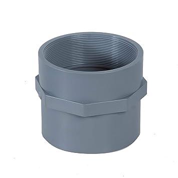 PVC Verbindungsstück Ø 25 mm Muffe Rohr Verbinder Fitting