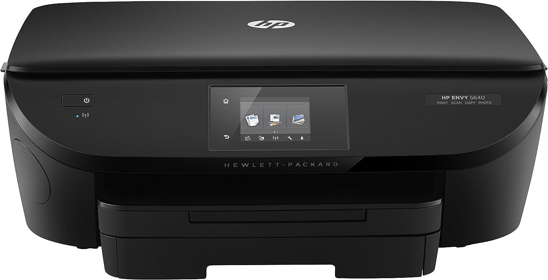 HP Envy 5640 e-AiO - Impresora multifunción (Inyección de Tinta ...