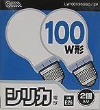 シリカ電球LW100V95W60/2P LW100V95W60/2P