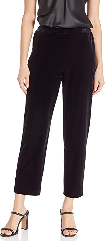 Amazon Com Alex Evenings Pantalones De Vestir Para Mujer Color Verde Clothing