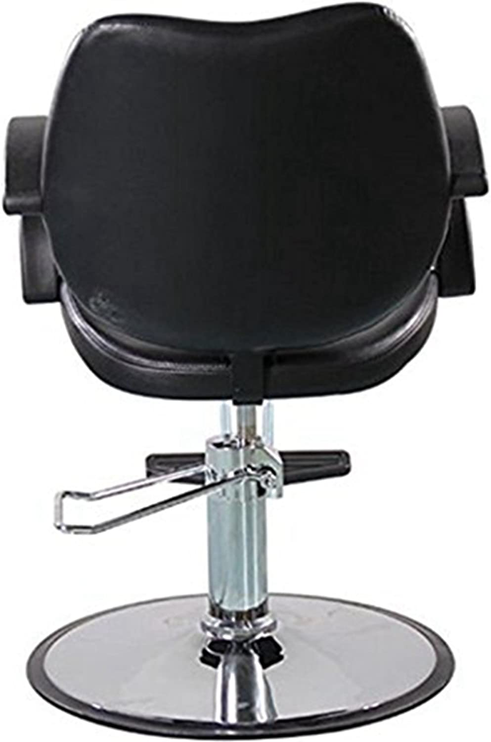 FlagBeauty Black Hydraulic Barber Styling Chair Hair Beauty Salon Equipment: Health & Personal Care