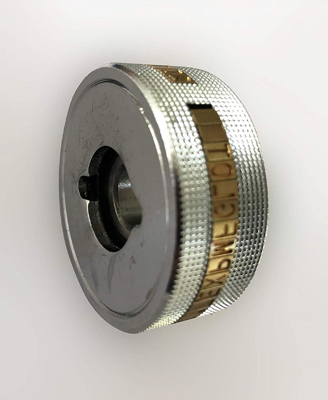 EPCOMB Coding Set with Wheel for Band Sealer, Band Sealer