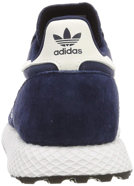 Adidas Jungen Forest Grove Fitnessschuhe, grau grau grau  billig