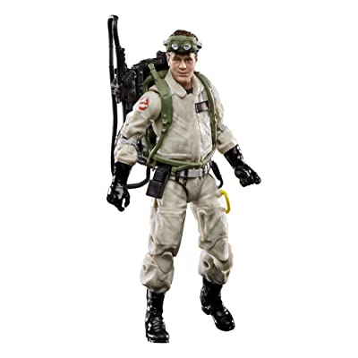 Hasbro Ghostbusters Plasma Series Ray Stantz Toy 6-Inch-Scale Collectible Classic 1984 Ghostbusters Action Figure, Toys for Kids Ages 4 and Up: Toys & Games