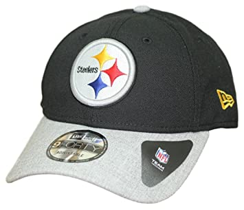 4e5ca6684 Image Unavailable. Image not available for. Colour  Pittsburgh Steelers New  Era 9Forty NFL ...