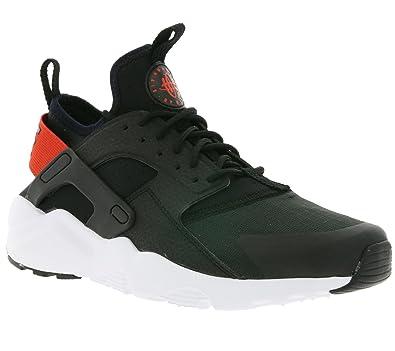 Buy Nike Kid's Air Huarache Run Ultra GS, BlackMAX Orange