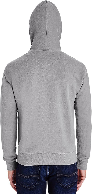 Hanes Comfortwash Sweatshirt aus gefärbtem Fleece Beton