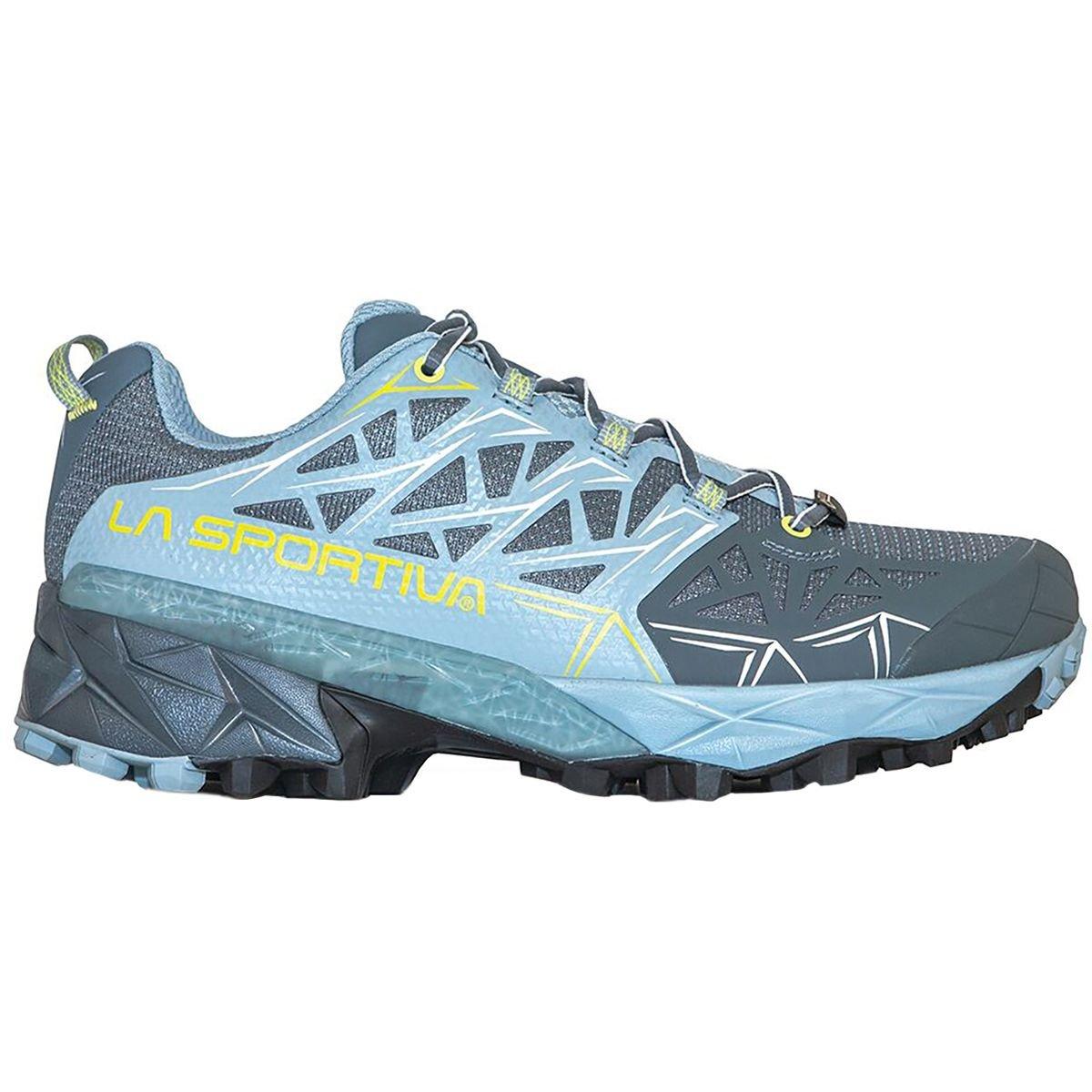 La Sportiva Akyra GTX Running Shoe - Women's B01NCAG69P 39 EU|Slate/Sulphur