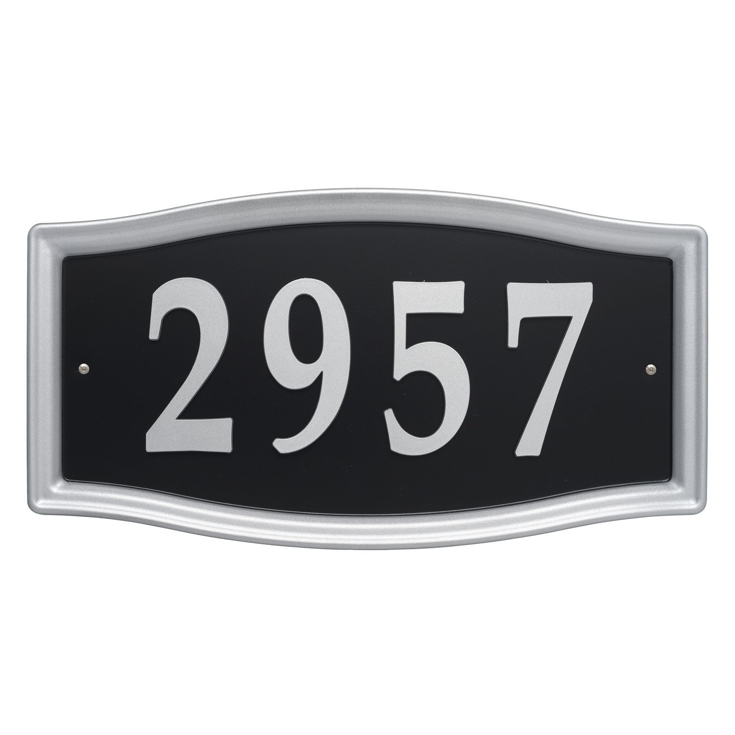 99ef899db05 Amazon.com   Whitehall Products Easy Street Address Sign Plaque ...