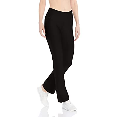 Essentials Women's Performance Slim Bootcut Active Pant: Clothing