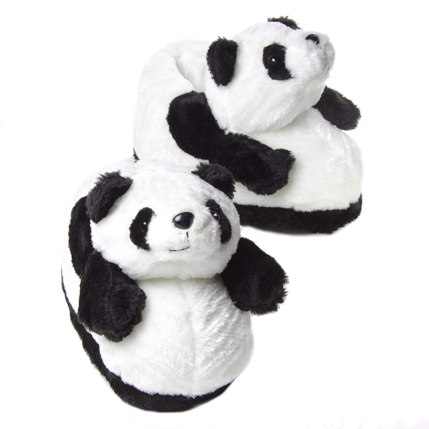 Sleeper'z - Panda - Chaussons animaux peluche - Homme Femme Enfant -...