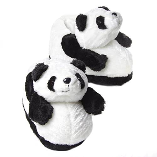 2217be6a61ba9 Sleeper z - Panda - Chaussons Animaux Peluche - Enfant - Cadeau Original -  Pointure