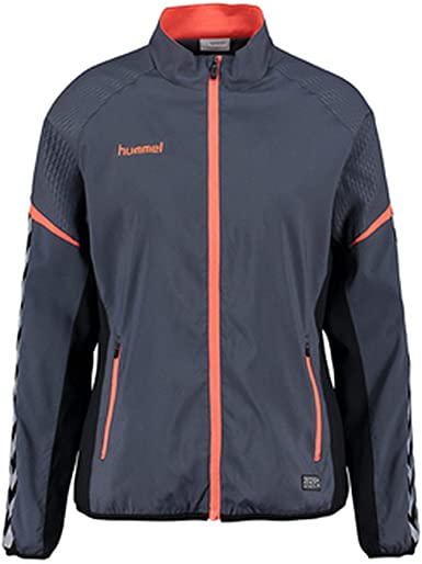 hummel Womens Auth Charge Micro Zipjkt W Jacket