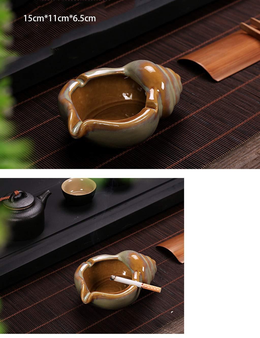 décoration de Table Basse de Salon PIPIXIA Cendrier en céramique et ...