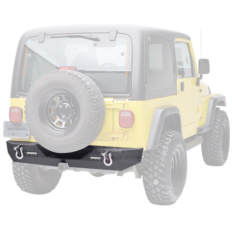 LED Lights 0718 Jeep Wrangler JK T