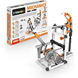 Engino Discovering STEM Mechanics Cams & Cranks   8 Working Models   Illustrated Instruction Manual   Theory & Facts…