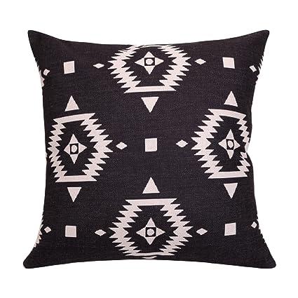 Amazon BreezyLife Aztec Throw Pillow Covers Ethnic Decorative Impressive Aztec Decorative Pillows