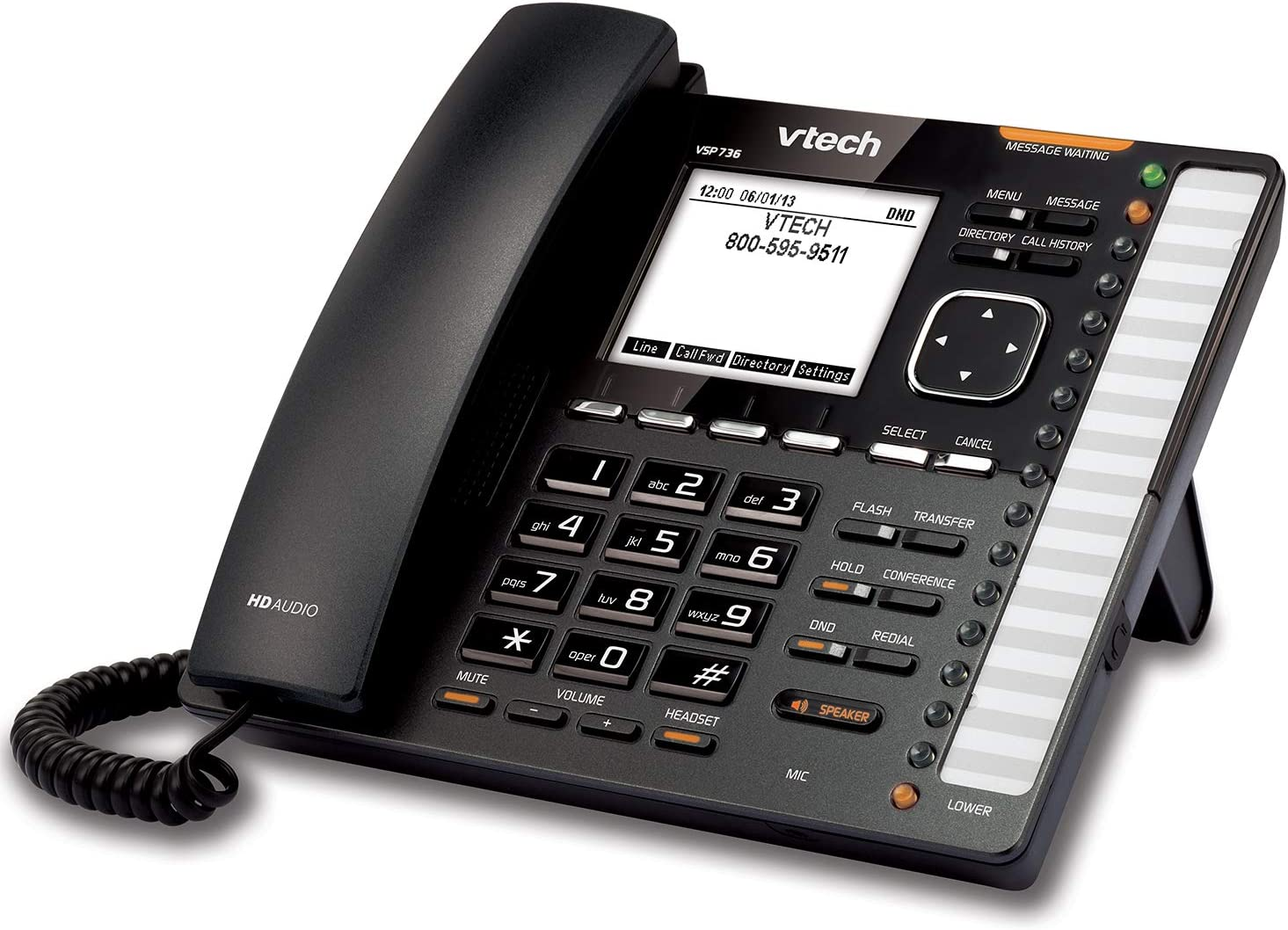 ESI Communications 48-Key IPFP2 VoIP Feature Phone II